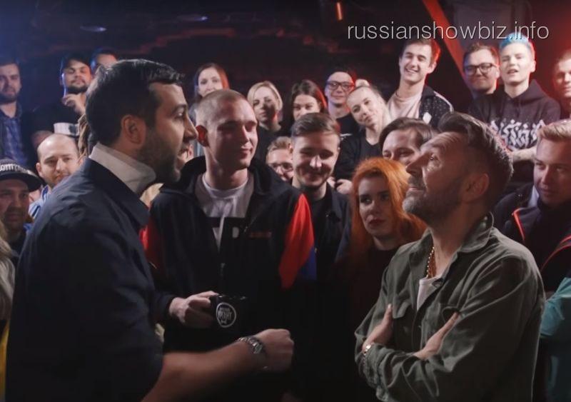 Видео версус-баттла Сергей Шнурова иИвана Урганта появилось вглобальной web-сети