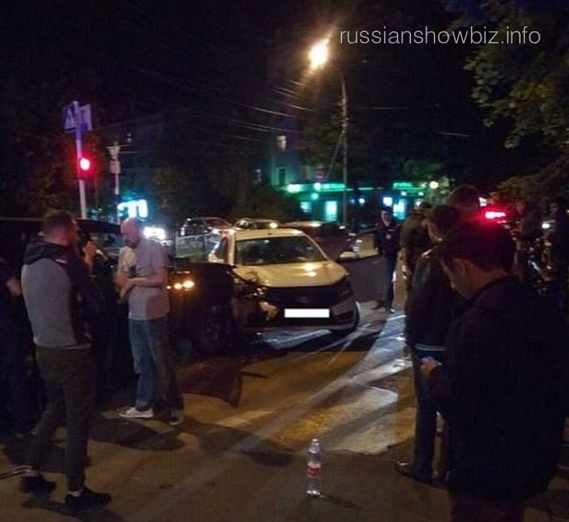 Авария подопечных Филиппа Киркорова