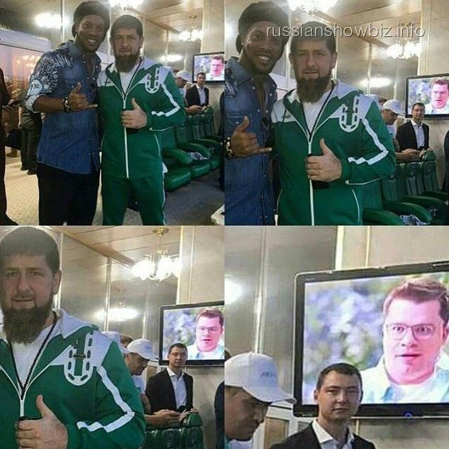 Неожиданное фото Роналдиньо и Харламова взорвало интернет