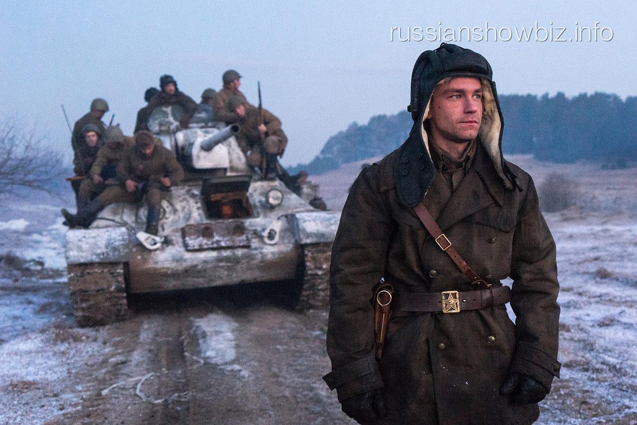 Завершены съёмки военно-приключенческого экшна «Т-34»