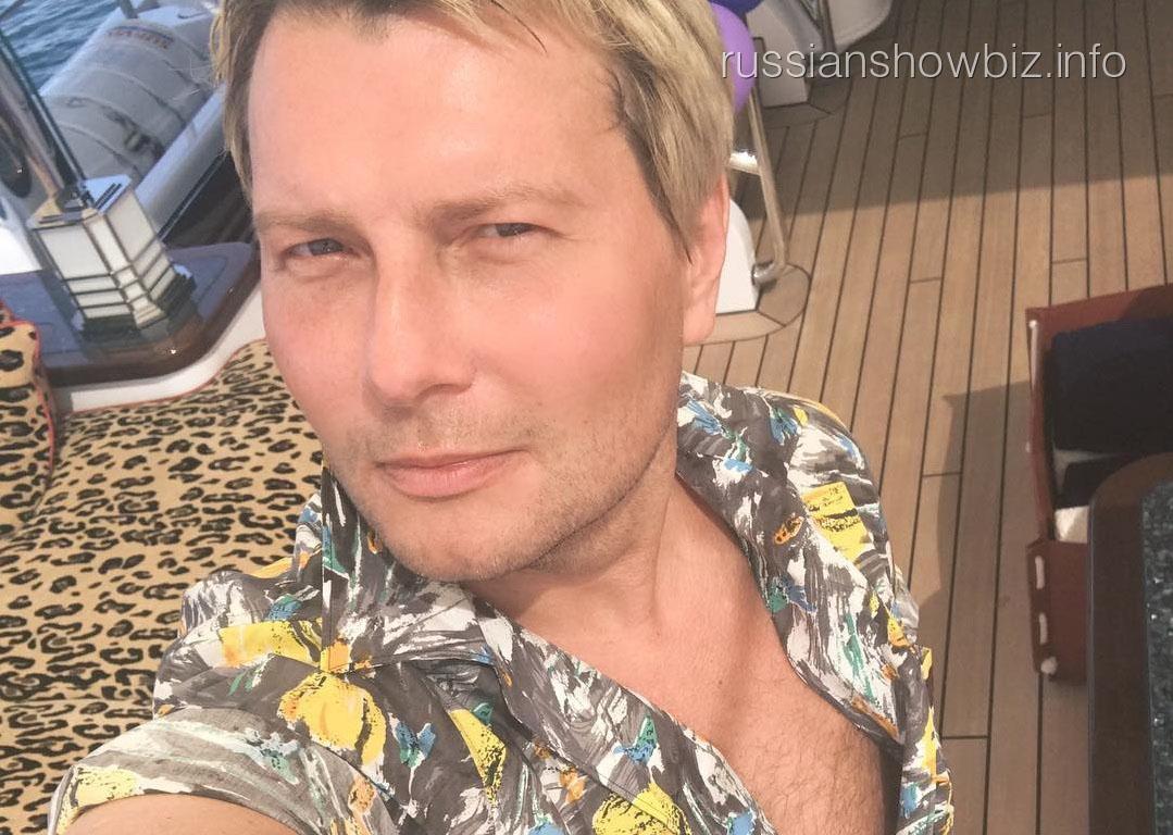 Николай Басков внезапно похудел