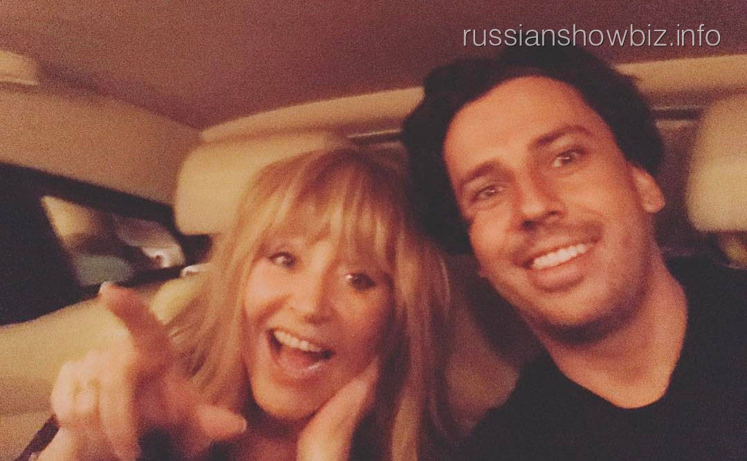 Максим Галкин показал совместное видео с Пугачевой