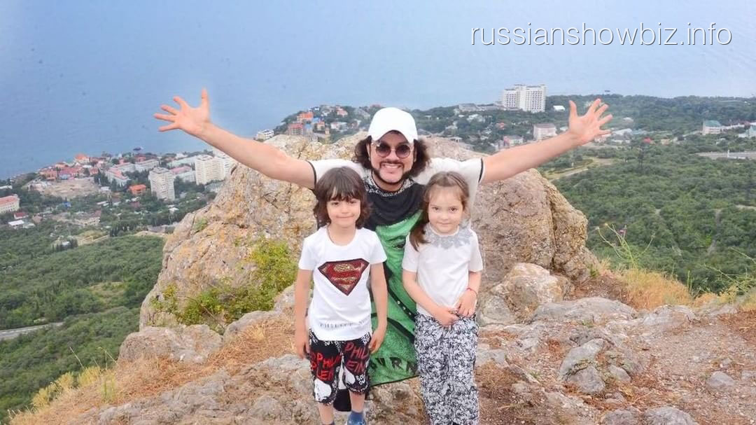 Philipp kirkorov wife sexual dysfunction