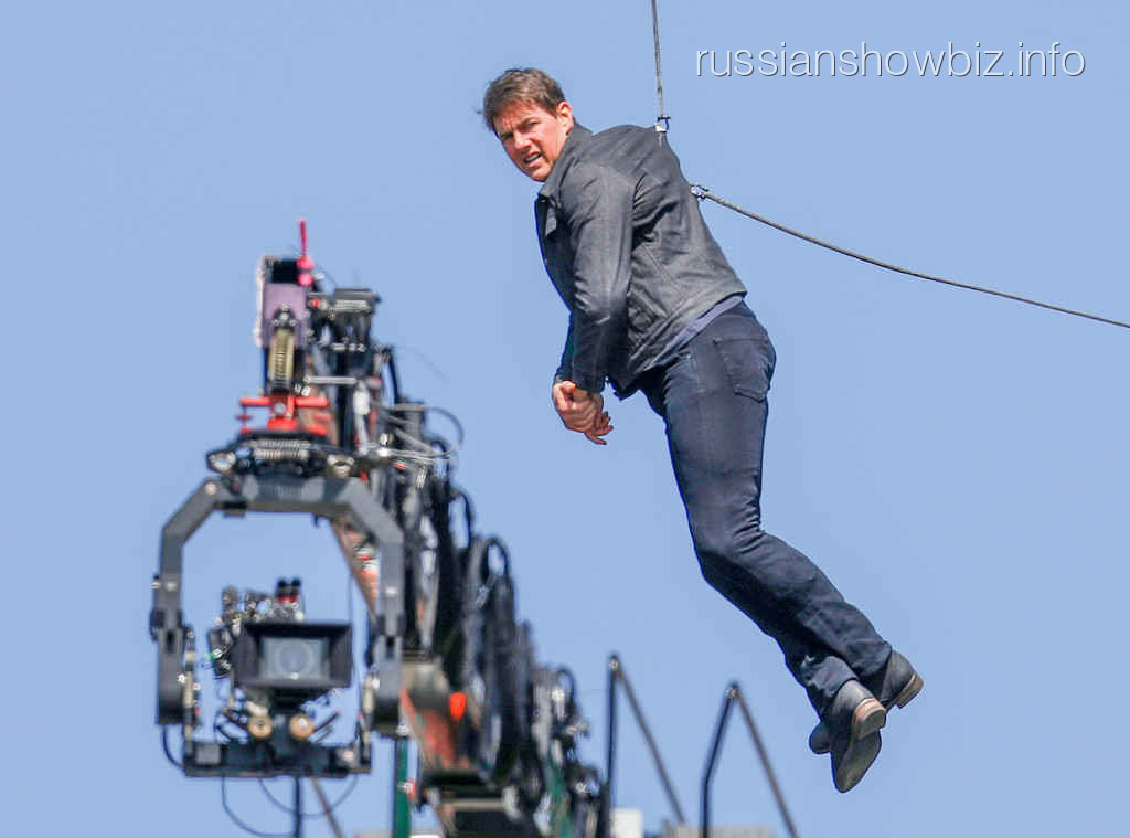 Том Круз получил серьезную травму на съемках нового фильма