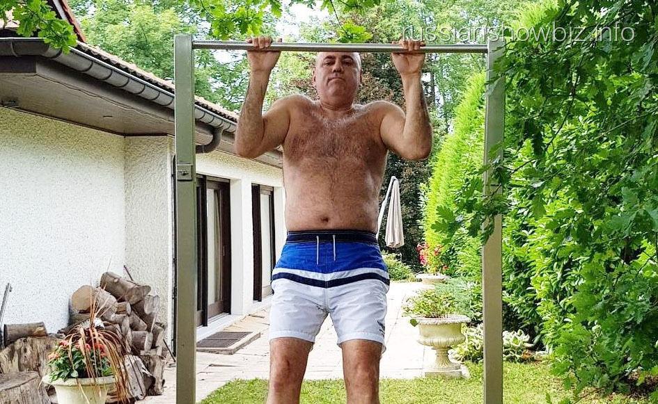Иосиф Пригожин теряет вес