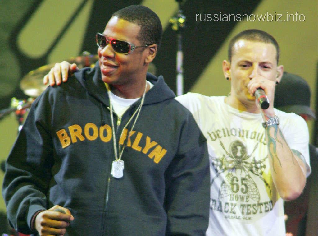 Рэпер Джей Зи устроил концерт в честь Честера Беннингтона