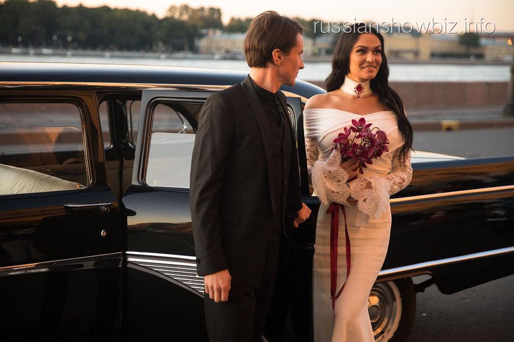 Водонаева показала первое видео со свадьбы
