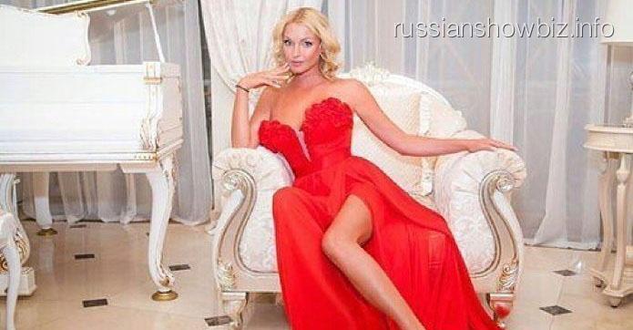Анастасия Волочкова шокировала публику в образе Мадонны