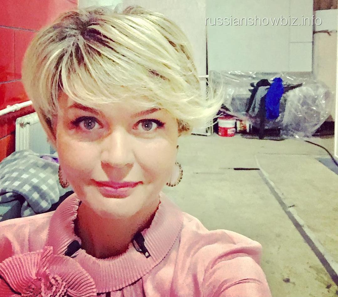 Юлия Меньшова показала обратную сторону телевидения