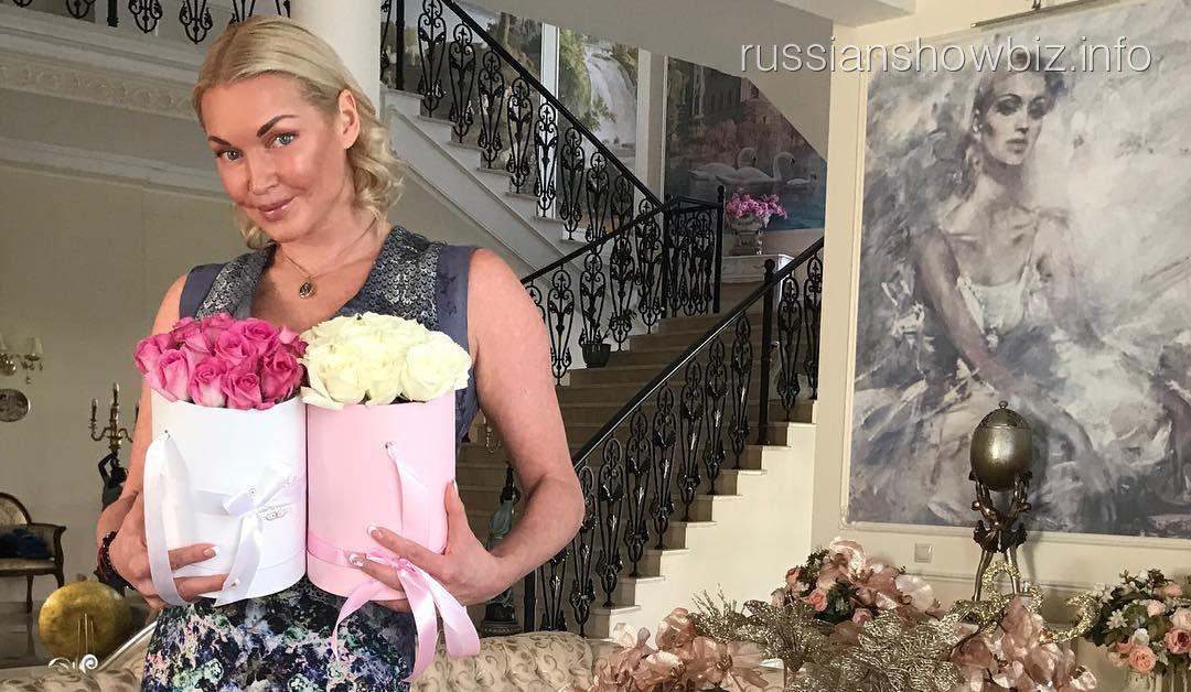 Анастасия Волочкова рассказала правду о рождении дочери