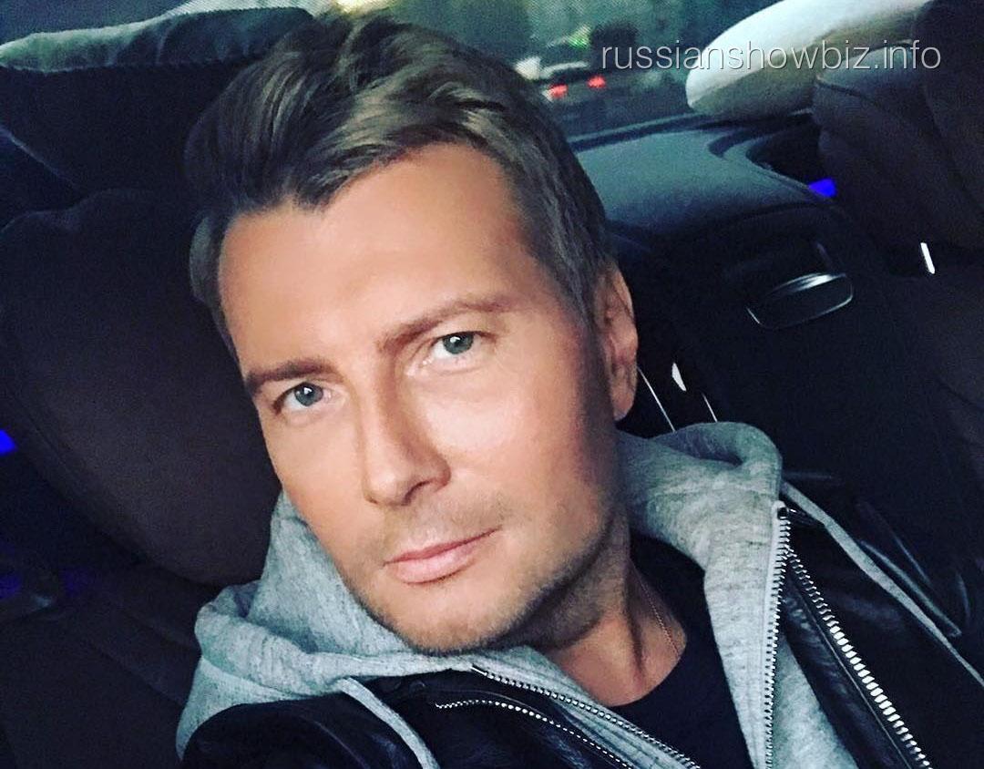 Николай Басков лишился звания «натуральный блондин»