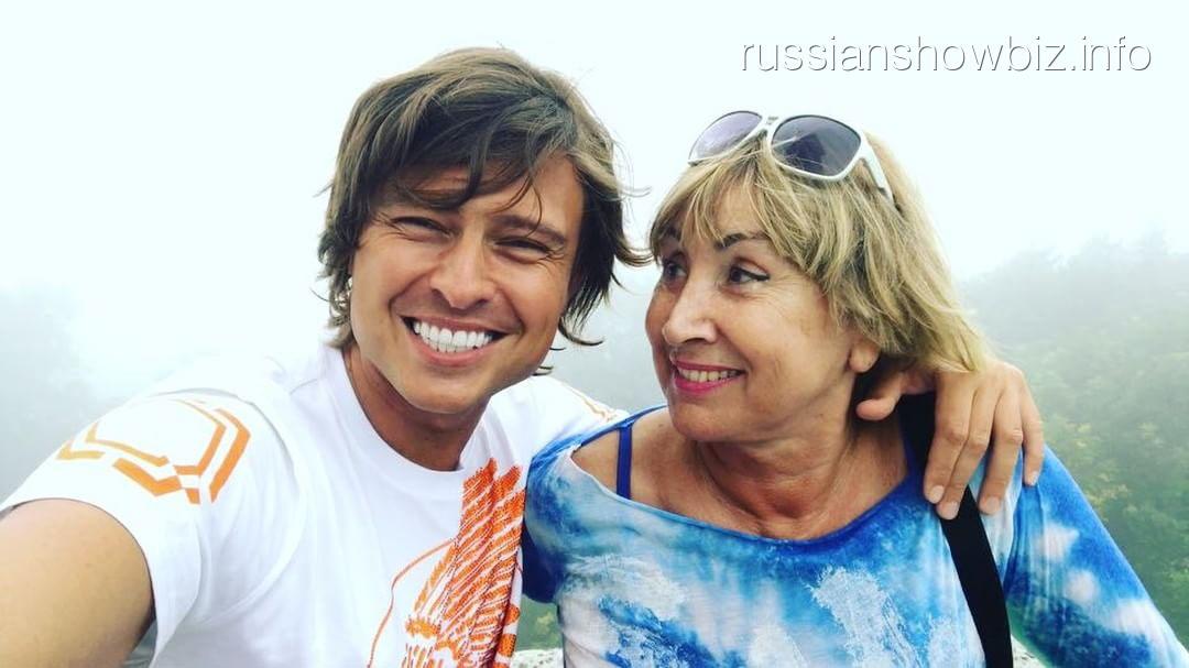 Прохор Шаляпин с Ларисой Копенкиной