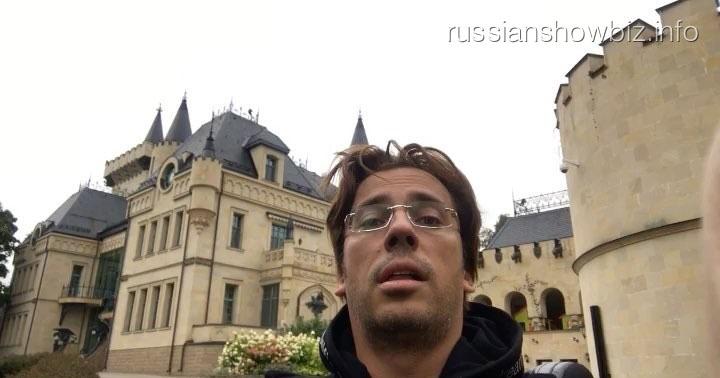 Максим Галкин показал домашнее видео
