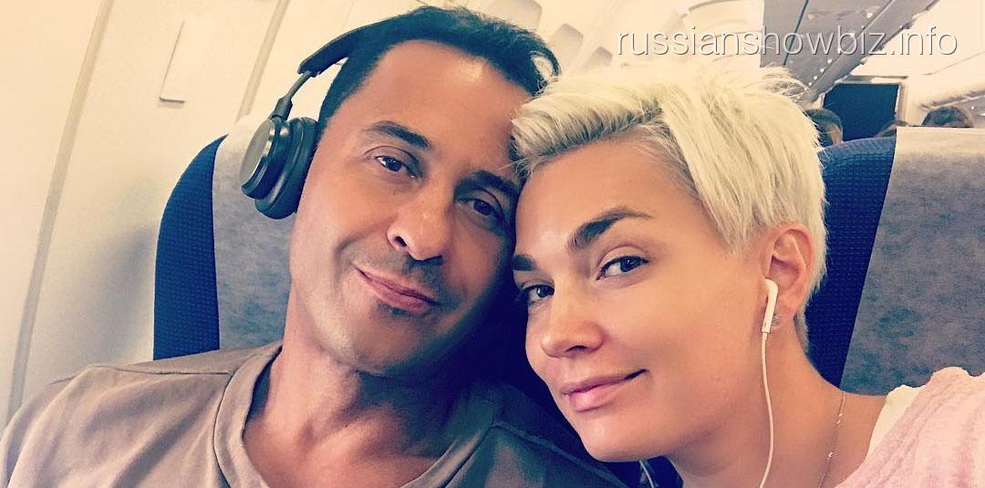 Юлия Костюшкина и Стас Костюшкин