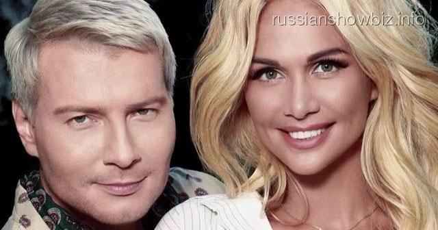Николай Басков и Виктория Лопырева