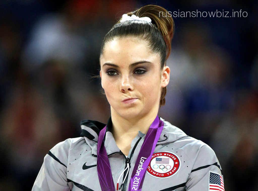 Гимнастка Маккайла Марони обвинила олимпийского доктора в домогательствах