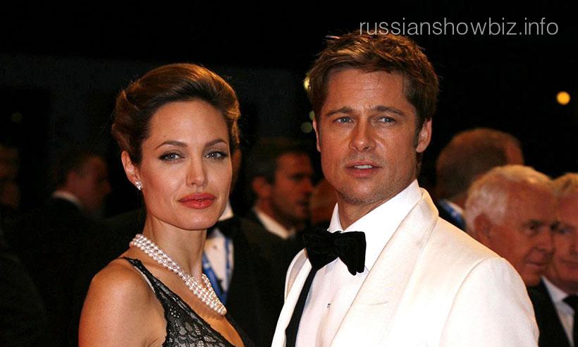 Анджелина Джоли дала откровенное интервью