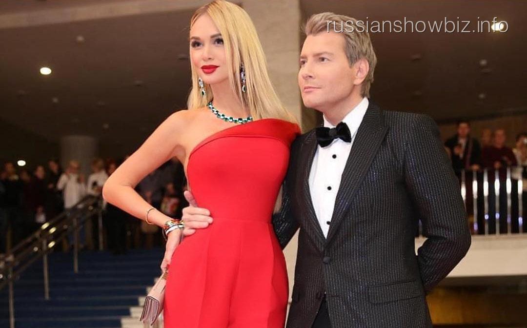Виктория Лопырева с Николаем Басковым