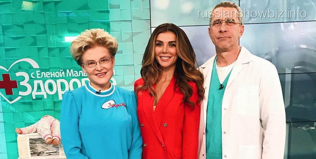 Анна Седокова с Еленой Малышевой
