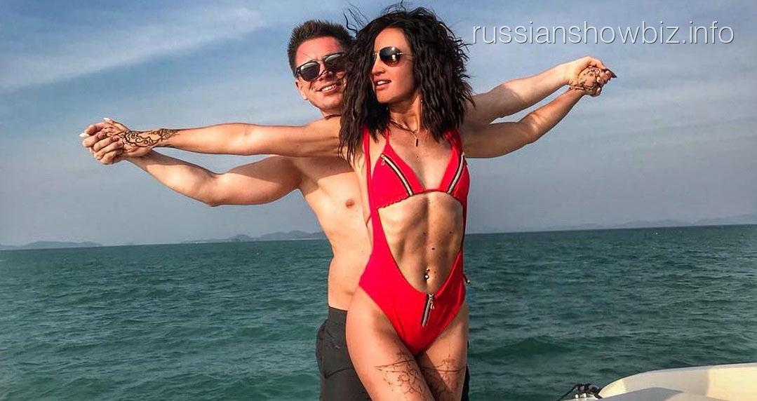 Отношения Бузовой и Батрутдинова вышли на новый уровень