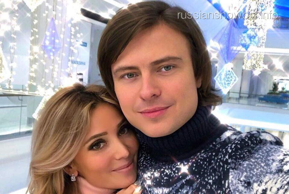 Прохор Шаляпин с Татьяной