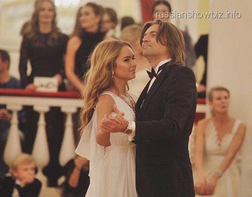 Стеша Маликова и Дмитрий Маликов