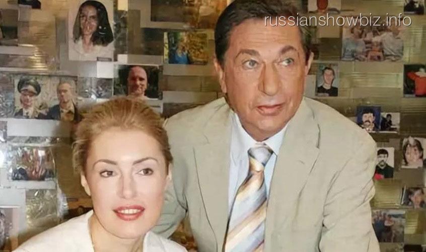 Мария Шукшина с Игорем Квашой