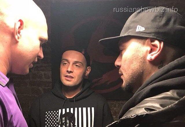 Состоялся крупнейший рэп баттл