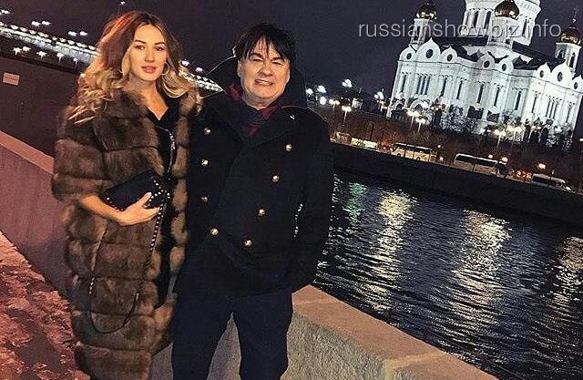 Александр Серов поссорился с дочерью