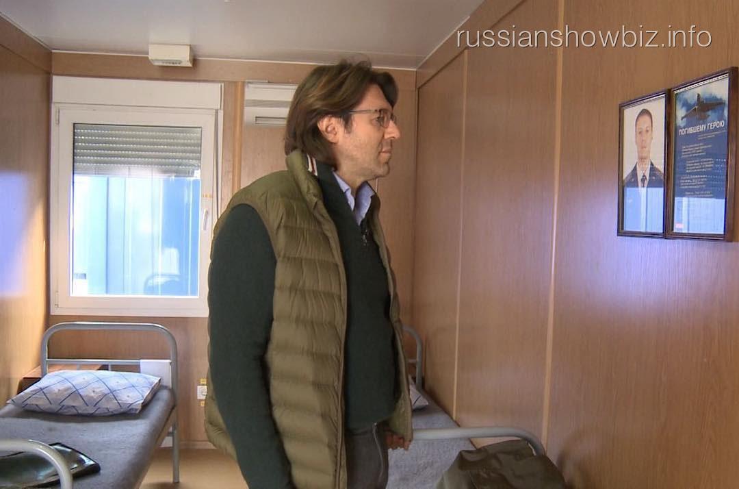 Малахов срочно вылетел в Сирию