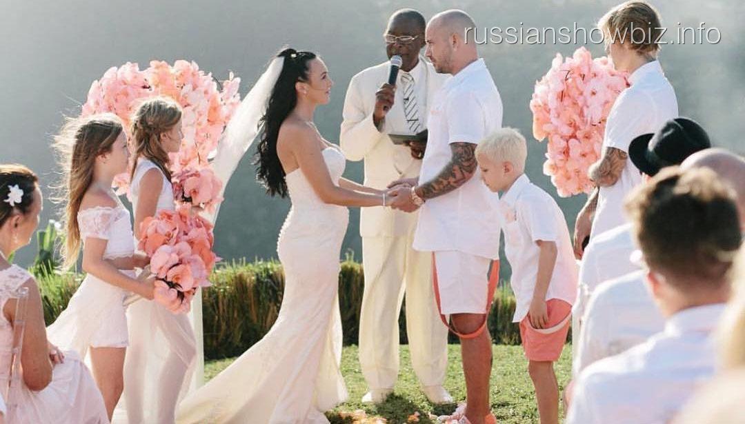 Джастин Бибер женил отца