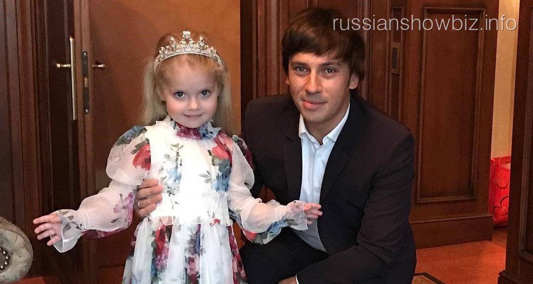 Максим Галкин с дочерью