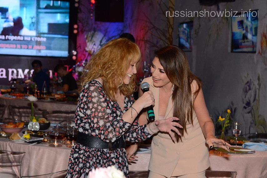 Алла Пугачева с Жасмин