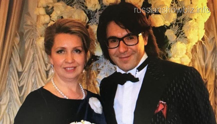 Андрей Малахов и Светлана Медведева