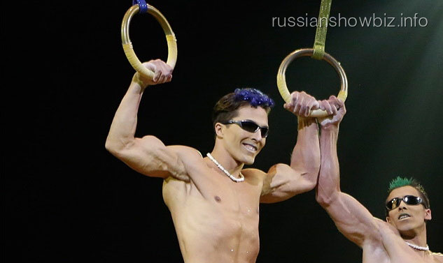 Звезда Цирка дю Солей погиб на сцене