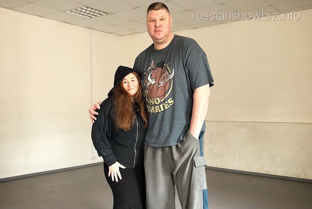 Юлия Куварзина и Андрей Свиридов