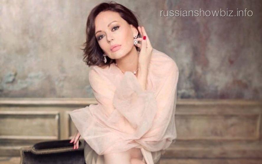 Ирина Безрукова показала рисунок погибшего сына