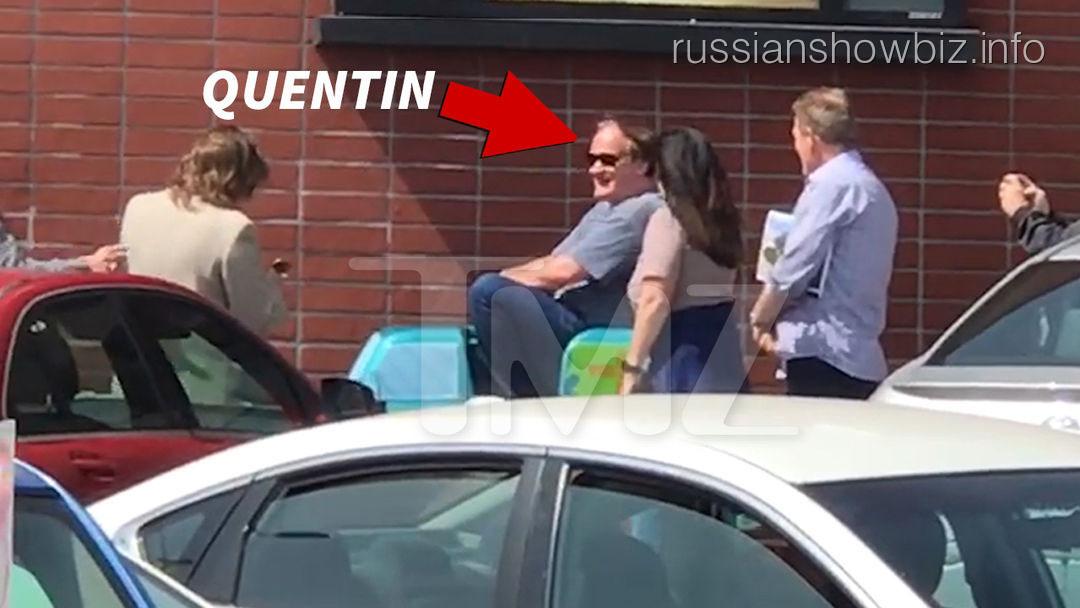 Квентин Тарантино