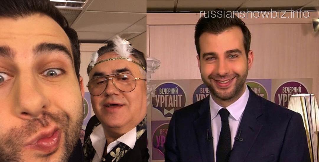Станислав Садальский и Иван Ургант