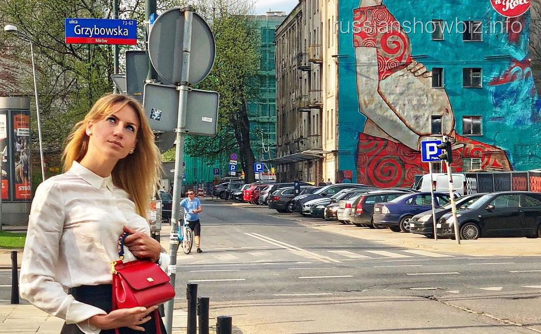 Леся Никитюк рассказала об ограблении