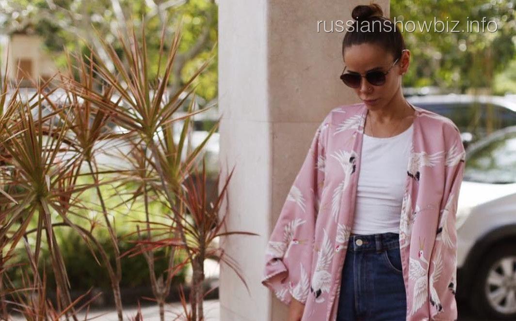 Айза Анохина пострадала от перелета в Москву