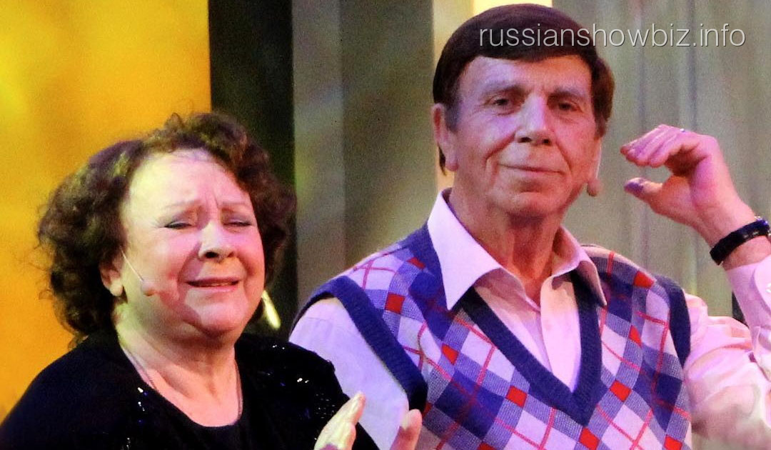 Бари Алибасов почтил память Вадима Мулермана