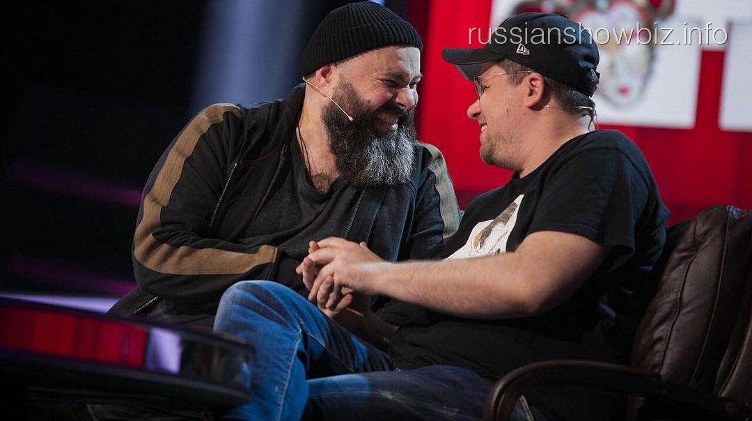 Гарик Харламов и Максим Фадеев