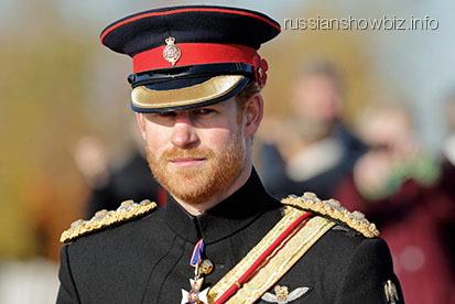 Принц Гарри отказался бриться перед свадьбой