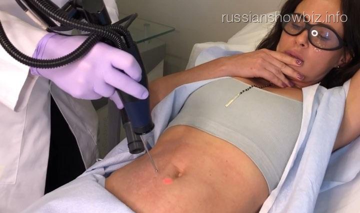 Саша Зверева рассказала об операции