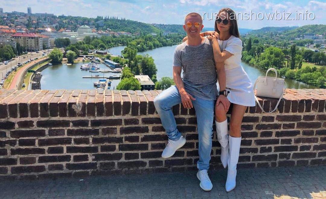 Ханна с мужем