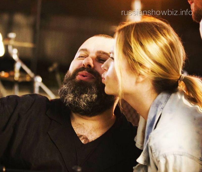 Максим Фадеев и Ирма Польских
