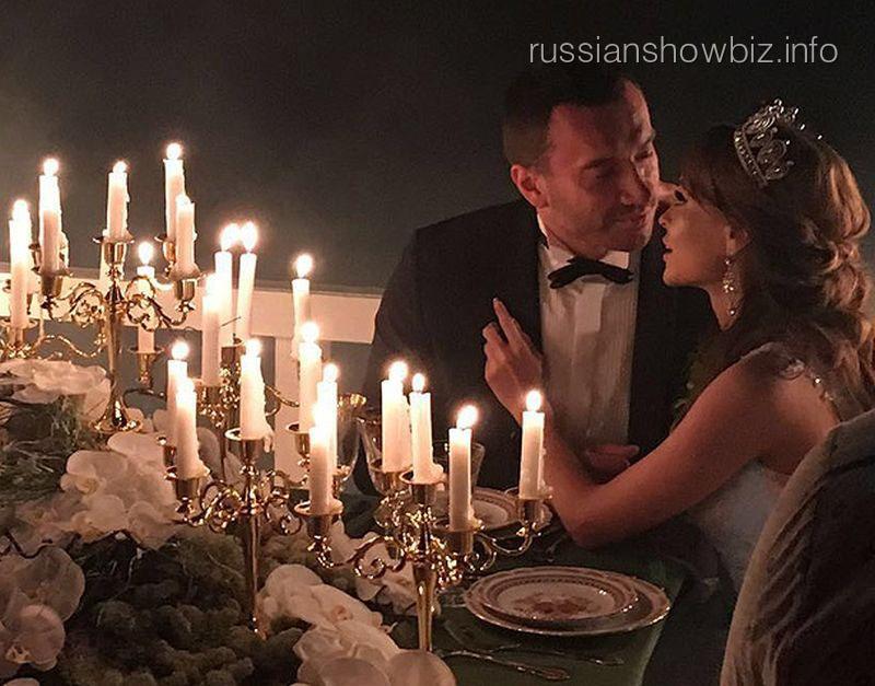 Михаил Терехин и Анна Калашникова