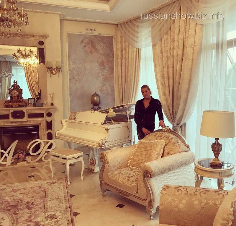 Волочкова поведала обаснословном долге прежнего мужа
